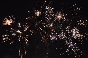 Best little fireworks around.